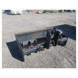"""60"""" 3pt Gearmore Box Scrapper with Rippers"""