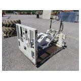 Cascade Slipsweeter Forklift Attachment
