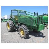 John Deere 5100E Wheel Tractor