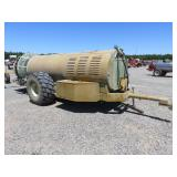 500 Gallon Hardie Orchard Sprayer