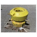 (2) Wheel Weights
