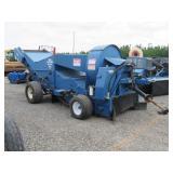 Weiss McNair 9800 California Special Nut Harvester