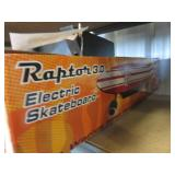 Raptor Electric Skateboard with Remote