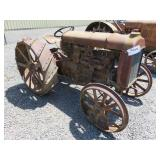 Antique Fordson Wheel Tractor