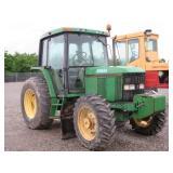 John Deere 6310 Wheel Tractor