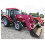 TYM T700 Wheel Tractor
