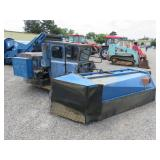 Weiss McNair Orchard Sweeper