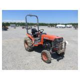 Kubota B7800 Wheel Tractor