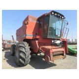 Project Case International 1680 Axial-Flow Combine