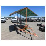 Custom Portable Shade Structure