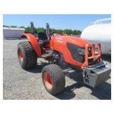 Kubota M7040SU Wheel Tractor