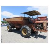 Custom Bankout Wagon