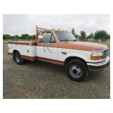 1994 Ford F-350 Pickup with Utility Bed