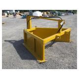 3pt Custom Hydraulic Nut Crowder
