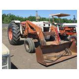 Case 1410 Wheel Tractor