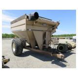 A & L F500 PTO Bankout Cart