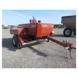 Hesston 4690S Baler
