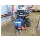 Assorted Diving/Mining Equipment