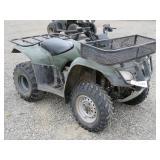 2009 Honda TRX250TM Quad
