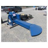 Tractor, Sweeper & Blower Package