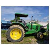 40 Tractors, Trucks, Hay & Farm Equipment