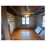 Log Cabin  Nashville, To Be Moved