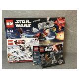 Selection of Star Wars Legos