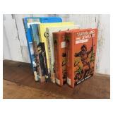 Selection of Vintage Hardback Books