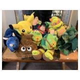 Large Selection of Plush Toys