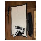 Two Projector Screen With Case