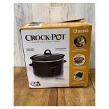 NIB Crockpot Brand Slow Cooker