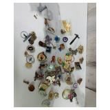 Large Selection of Pins
