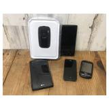 Selection of Cell Phones