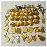 [49] International Military 29 Brass