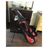 Adidas Golf Bag with Twelve Clubs