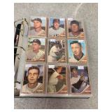 Large Selection of 1962 Baseball Cards
