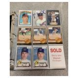 Large Selection of Nolan Ryan Baseball