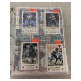 1980-1989 Dallas Cowboys Football Cards