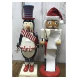 Two Limited Edition Christmas Nutcrackers