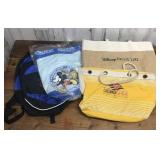 Selection of Disney Cruise Line Bags