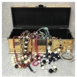 Large Selection of Costume Jewelry with