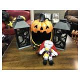 Selection of Halloween DŽcor