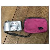 Nikon Cool Pix Digital Camera with Case