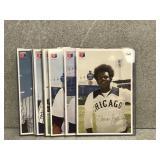 Ten 1977 Major League Baseball Player