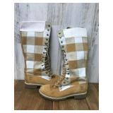 Timberland Size 9.5 Womens Knee High