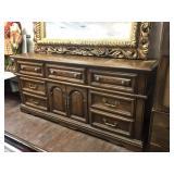 Burlington Furniture Solid Wood Dresser