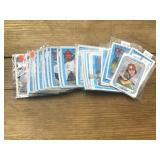 Selection of Kelloggs Baseball Cards