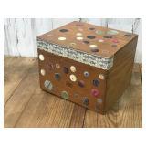Solid Wood Filing Box