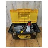 Stanley Toolbox FULL of Tools