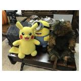 Selection of Childrens Plush Toys